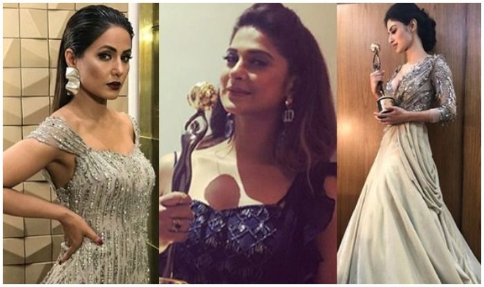 best looks from gold award 2018