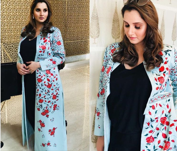 sania mirza pregnancy