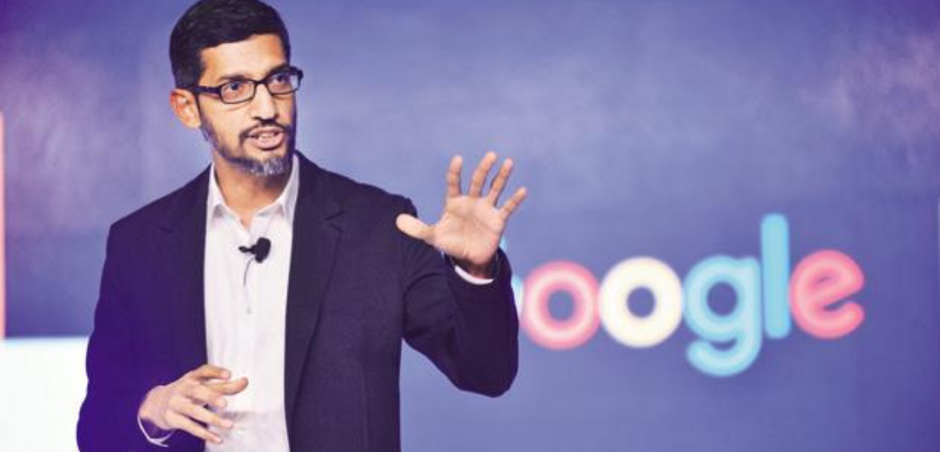 sundar pichai success story