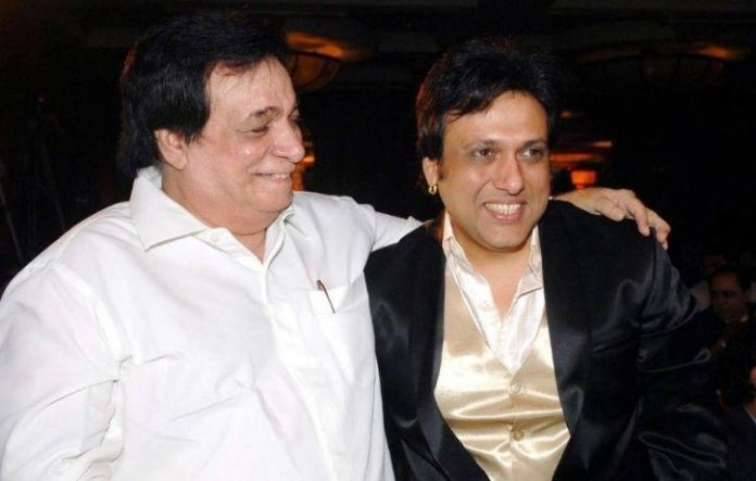 kader khan son and govinda