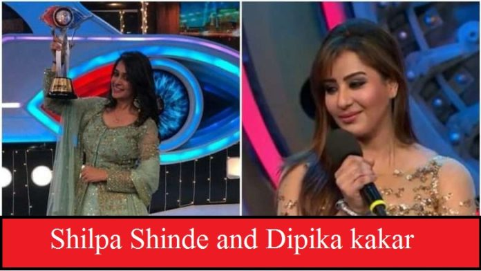 dipika kakar and shilpa shinde