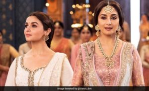 Kalank song trailer