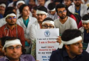 Doctor Protest bengal