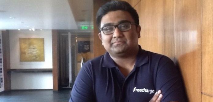 Sunil Shah freecharge
