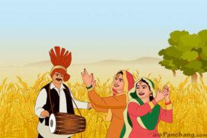 Baisakhi Indian New year