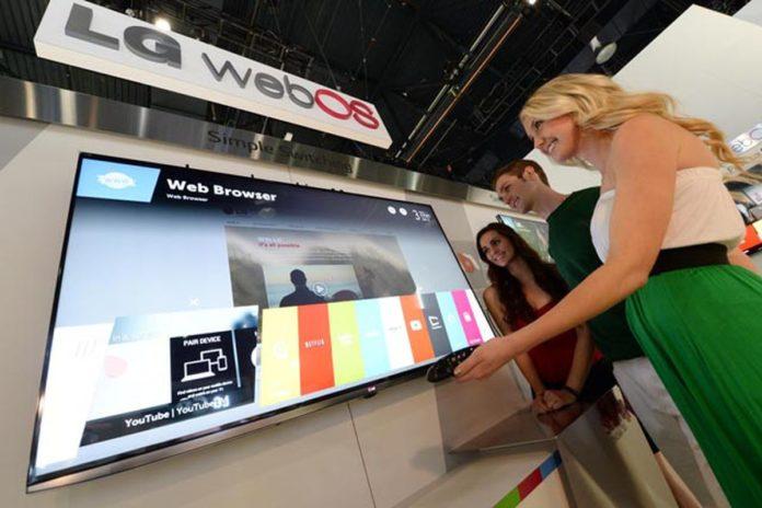 lg webOs auto