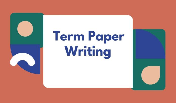 Term Paper Writing