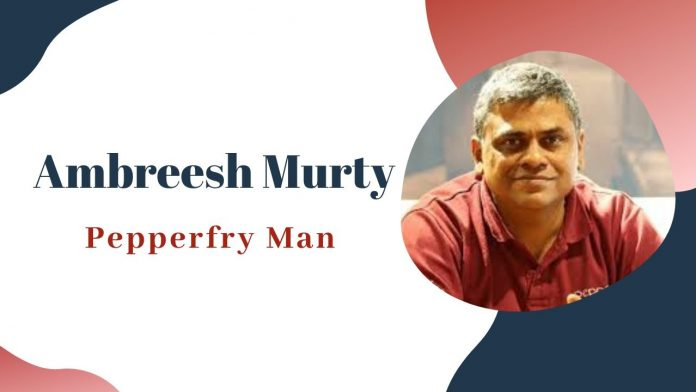 Ambareesh Murty