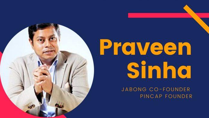 Praveen Sinha Jabong