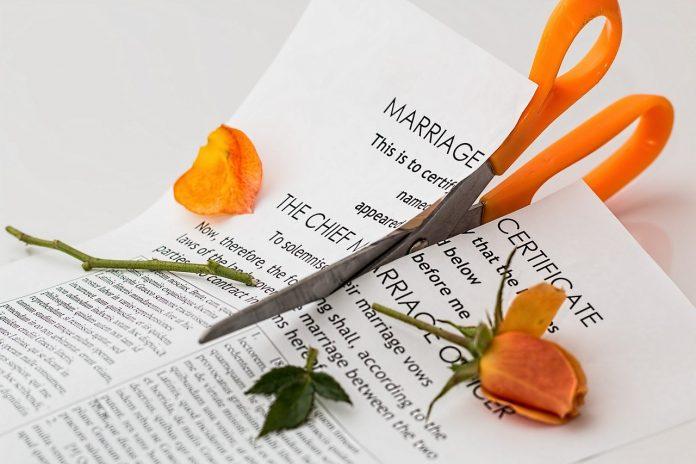 Divorce Case during lockdown