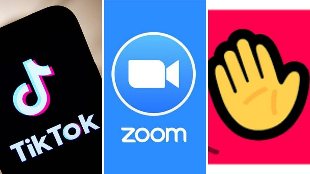 TikTok, Zoom, House Party security concerns