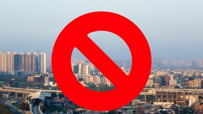 delhi restricted area
