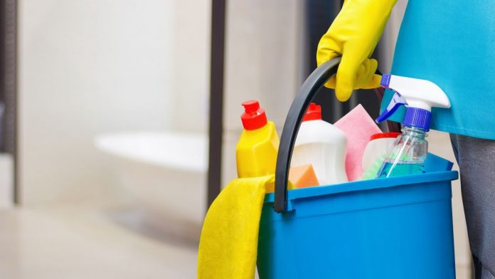 cleaning tips for covid-19
