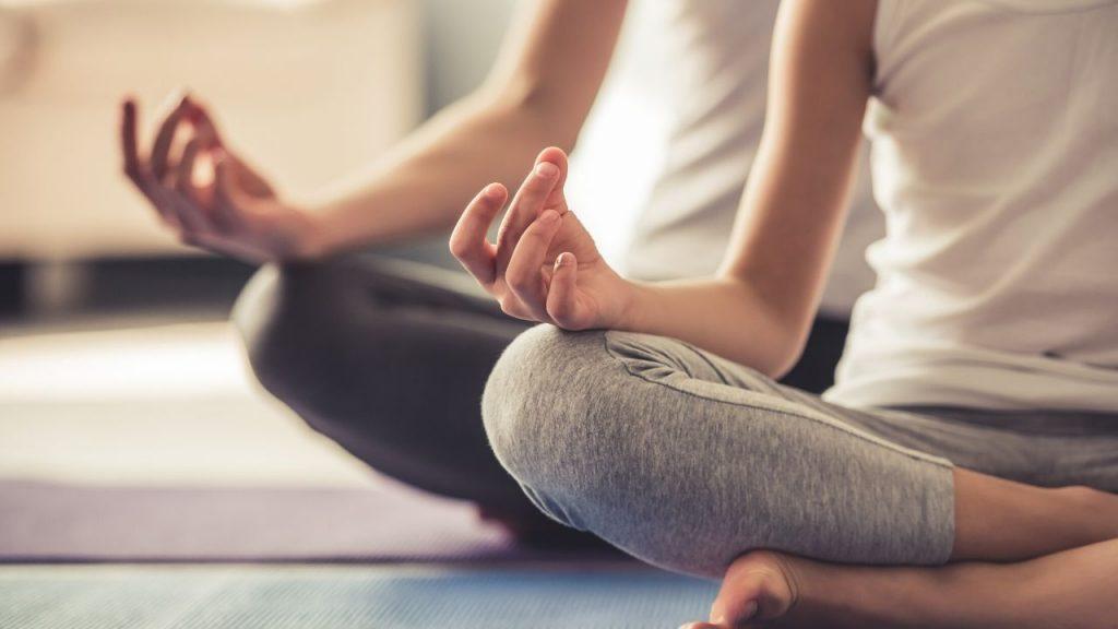 yoga during quarantine