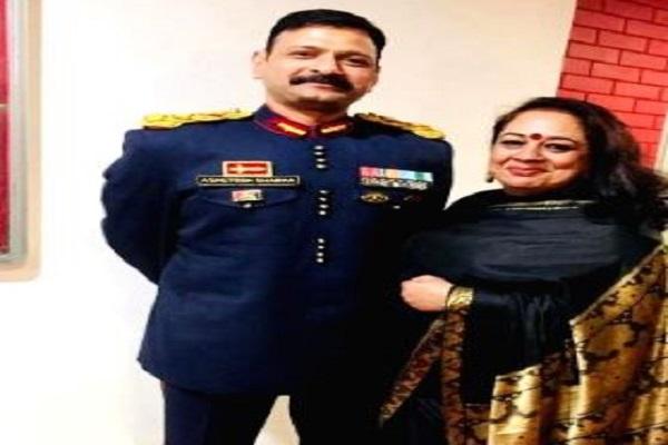ashutosh sharma wife