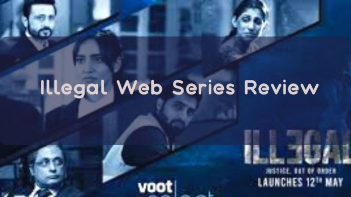 Illegal web series review