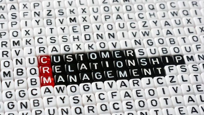 customer management software