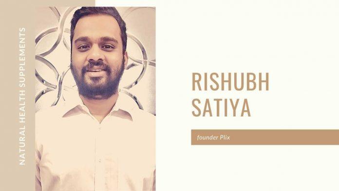 rishubh satiya plix