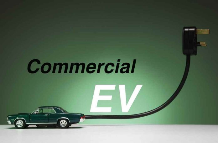 Commercial EV in india